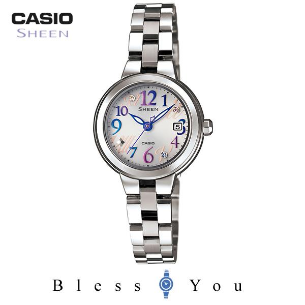 カシオ シーン SHEEN SHE-4506SBD-7A2JF フレッシュカラーズシリーズ  新品お取り寄せ 26,0