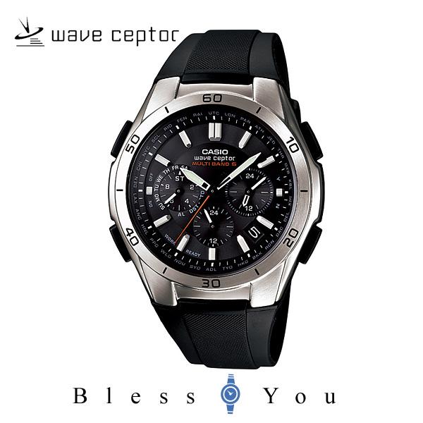 カシオ 腕時計 CASIO ウェーブセプター WVQ-M410-1AJF メンズウォッチ 新品お取寄せ品