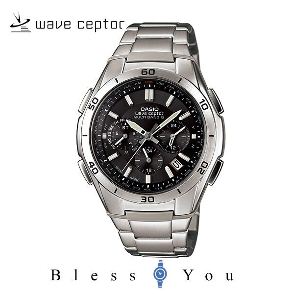 ポイント10倍 カシオ 腕時計 CASIO ウェーブセプター WVQ-M410DE-1A2JF メンズウォッチ 新品お取寄せ品