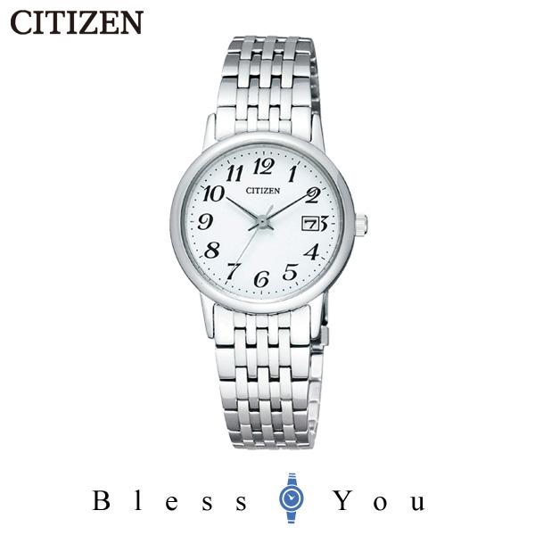 ポイント10倍 シチズンコレクション レディース 腕時計 EW1580-50B ペアモデル 新品お取り寄せ 20,0