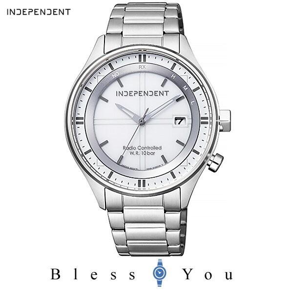 CITIZEN INDEPENDENT シチズン ソーラー電波 腕時計 メンズ インディペンデント KL8-619-11 28,0