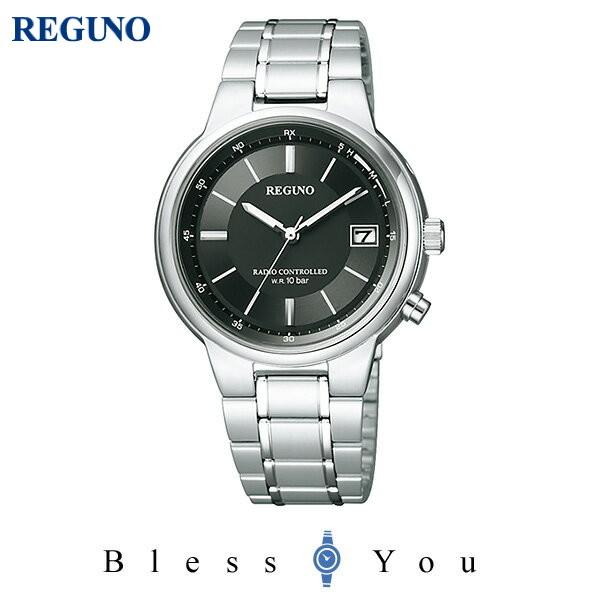 シチズン レグノ メンズ 腕時計 ソーラーテック 電波時計 KL8-112-51 21,0