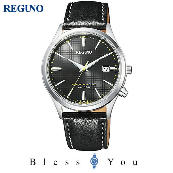 ポイント10倍 CITIZEN REGUNO シチズン ソーラー電波 腕時計 メンズ レグノ 2018年6月発売 KL8-911-50 23,0