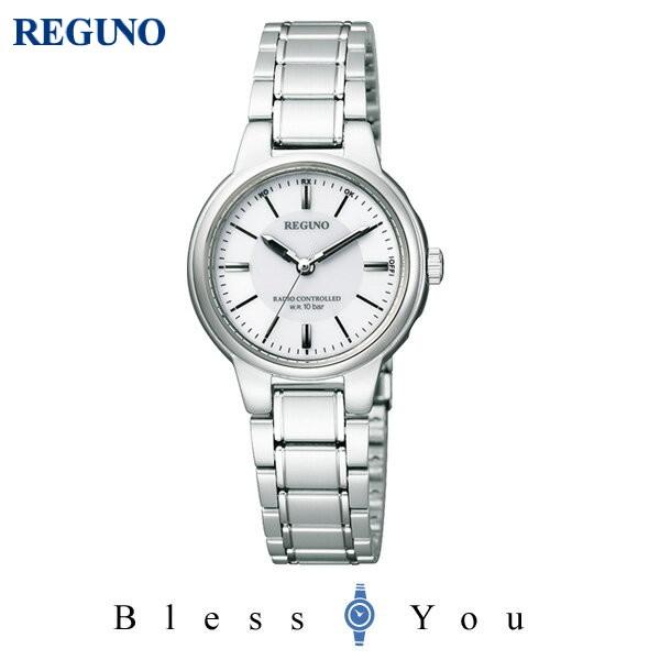 ポイント10倍 シチズン レグノ レディース 腕時計 ソーラーテック 電波時計 KL9-119-91 21,0