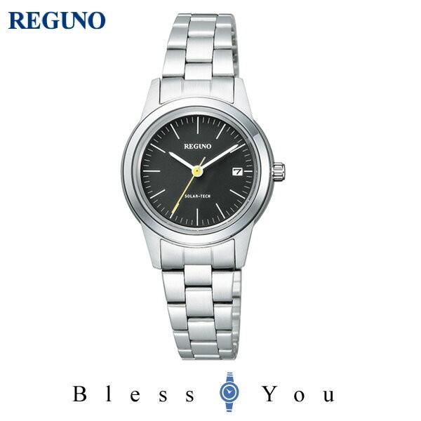 ポイント10倍 シチズン レグノ レディース 腕時計 ソーラーテック KM4-015-53 15,0