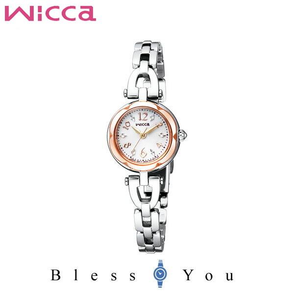 シチズン ウイッカ エコ・ドライブ光発電 CITIZEN wicca KF2-510-11 新品お取り寄せ 21.0