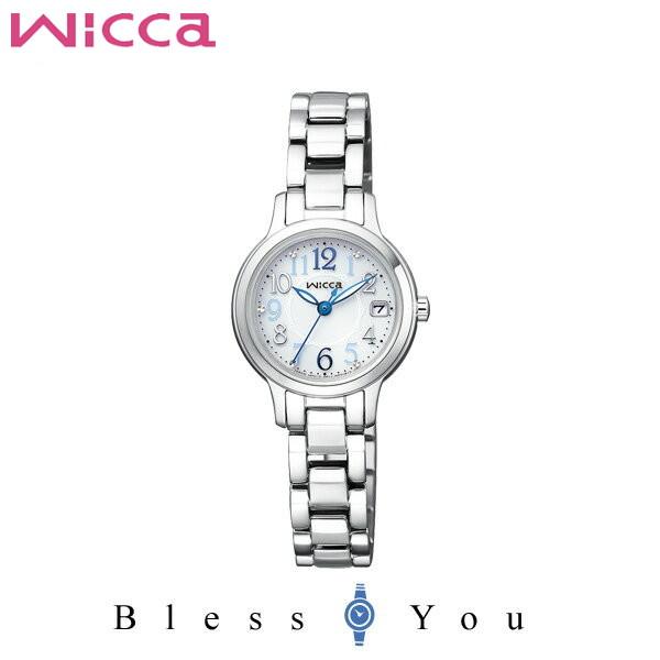ポイント10倍 シチズン ウィッカ レディース 腕時計 ソーラー KH4-912-11 20,0