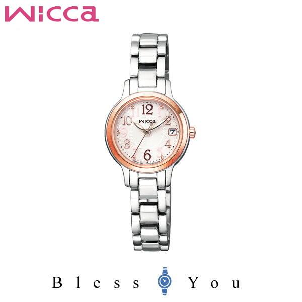 ポイント10倍 シチズン ウィッカ レディース 腕時計 ソーラー KH4-939-91 23,0