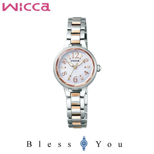 シチズン ウイッカ エコ・ドライブ光発電 CITIZEN wicca KH8-519-93 新品お取り寄せ 24.0