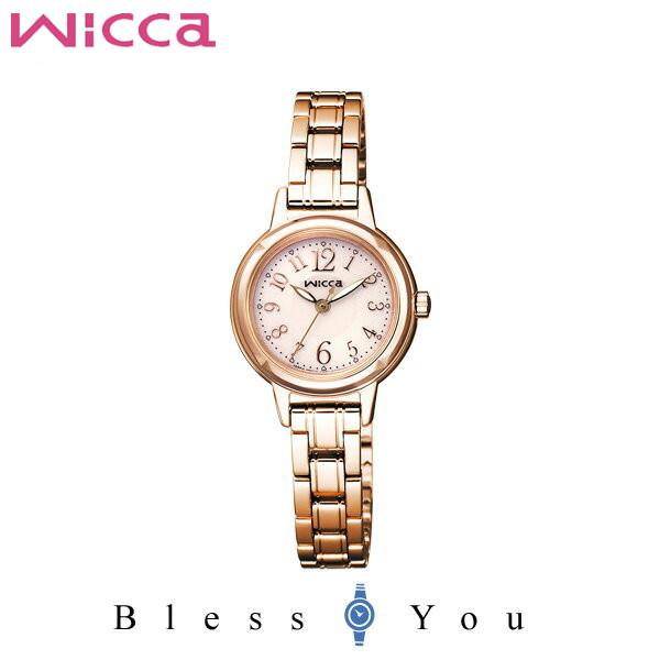 シチズン ウイッカ エコ・ドライブ光発電 CITIZEN wicca KH9-965-91 新品お取り寄せ 17.0