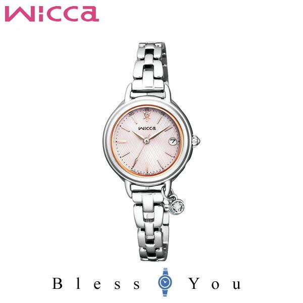 シチズン ウイッカ エコ・ドライブ光発電 CITIZEN wicca KL0-561-11 新品お取り寄せ 32.0