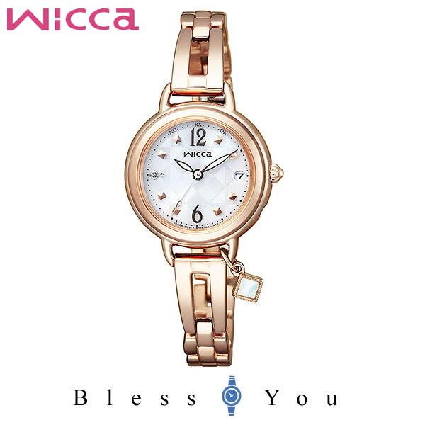 CITIZEN wicca シチズン 電波ソーラー 腕時計 レディース ウィッカ KL0-961-11 37,0