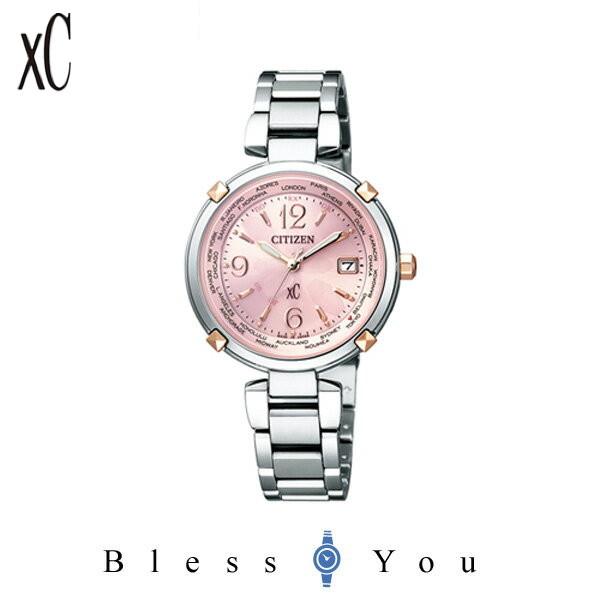 ポイント10倍 シチズン 腕時計 レディース CITIZEN xC EC1044-55W 新品お取寄せ品