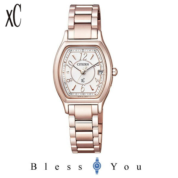 CITIZEN XC シチズン 電波ソーラー 腕時計 レディース クロスシー ES9354-69A 79,0