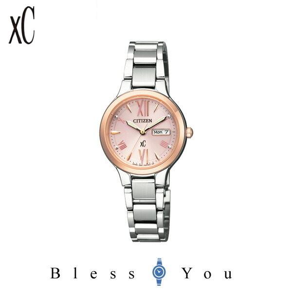シチズン 腕時計 レディース CITIZEN xC EW3224-53W 新品お取寄せ品