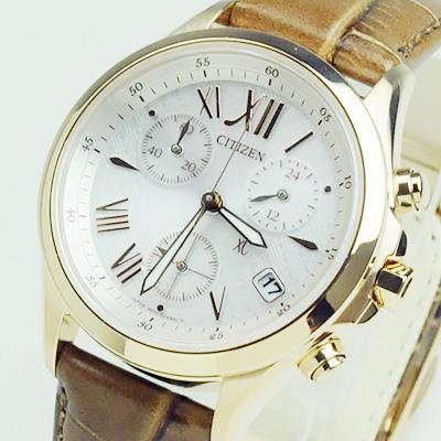 シチズン アテッサ & XC クロノグラフ ペアウォッチ ソーラー (b) CITIZEN BL5530-57E-FB1402-05A 92,0 腕時計 ペア ウォッチ ブランド カップル