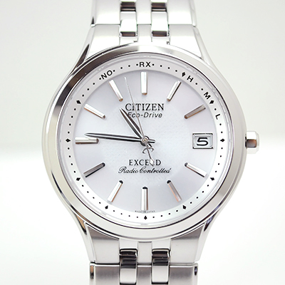 Citizen exceed solar radio watch palocci EBG74-2791-EBD75-2791 genuine 20% off gifts