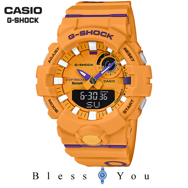 ポイント10倍 CASIO G-SHOCK カシオ 腕時計 メンズ Gショック G-SQUAD GBA-800DG-9AJF 18,5