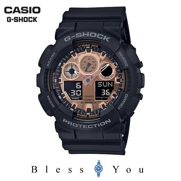 ポイント10倍 CASIO G-SHOCK カシオ 腕時計 メンズ Gショック 2019年2月新作 GA-100MMC-1AJF 15,0