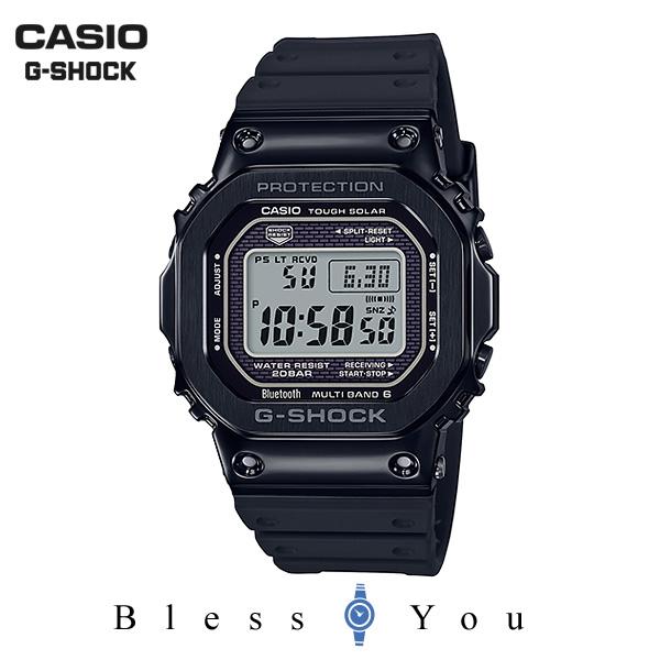 CASIO G-SHOCK カシオ ソーラー電波 腕時計 メンズ Gショック 2019年4月新作 GMW-B5000G-1JF 56,0