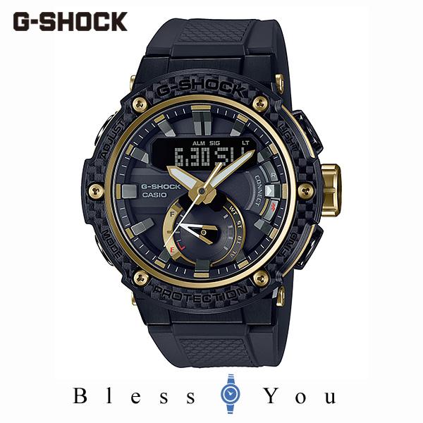 G-SHOCK Gショック ソーラー 腕時計 メンズ CASIO カシオ 2019年10月新作 G-STEEL GST-B200X-1A9JF 83,0
