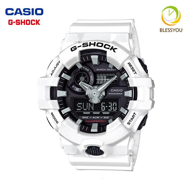 CASIO G-SHOCK カシオ 腕時計 メンズ Gショック GA-700-7AJF 14,5