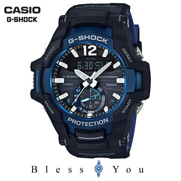 -SHOCK グラビティマスター カシオ 腕時計 メンズ Gショック GR-B100-1A2JF 40,0 SSS gキャン