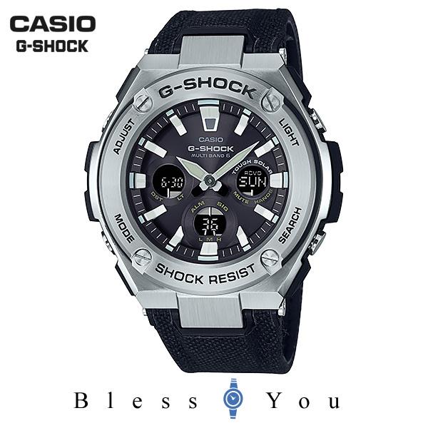 CASIO G-SHOCK カシオ 電波ソーラー 腕時計 メンズ Gショック 2018年5月新作 GST-W330C-1AJF 41,0