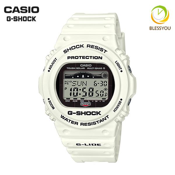 CASIO G-SHOCK カシオ 電波ソーラー 腕時計 メンズ Gショック GWX-5700CS-7JF 22,0 SSS gキャン