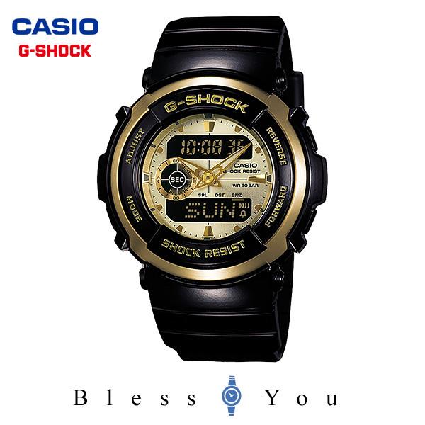 ポイント10倍 ジーショック g-shock g-ショック カシオ 腕時計 G-300G-9AJF メンズウォッチ 新品お取寄せ品