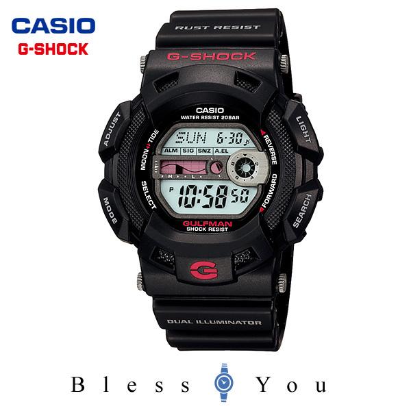 ポイント10倍 ジーショック g-shock g-ショック カシオ 腕時計 G-9100-1JF メンズウォッチ 新品お取寄せ品