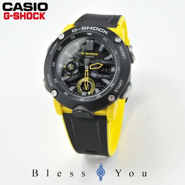 G-SHOCK Gショック 腕時計 メンズ CASIO カシオ 2019年3月新作 GA-2000-1A9JF 16,0