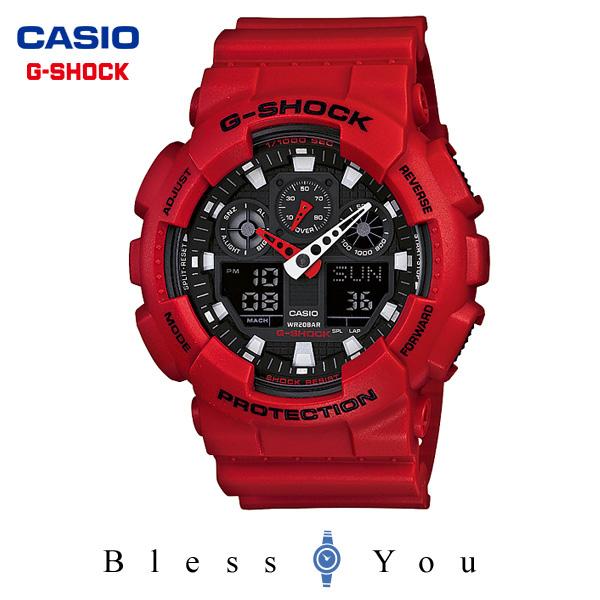 G-SHOCK Gショック 腕時計 メンズ CASIO カシオ GA-100B-4AJF 新品お取り寄せ ギフト 14175