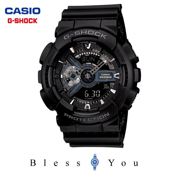 ポイント10倍 ジーショック g-shock g-ショック カシオ 腕時計 GA-110-1BJF メンズウォッチ 新品お取寄せ品