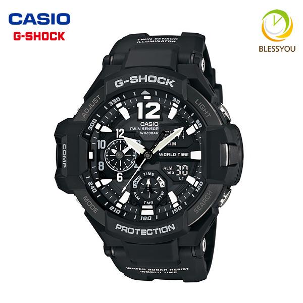 ポイント10倍 CASIO G-SHOCK カシオ 腕時計 メンズ Gショック GA-1100-1AJF 27,0