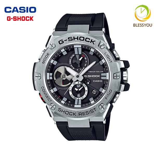 カシオ Gショック メンズ 腕時計 タフソーラ― GST-B100-1AJF 50,0