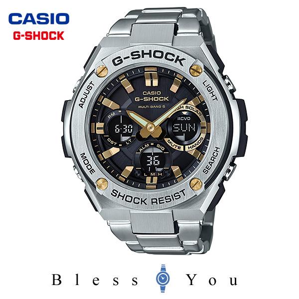 G-SHOCK Gショック 腕時計 メンズ CASIO カシオ G-STEEL GST-W110D-1A9JF メンズウォッチ 45,0