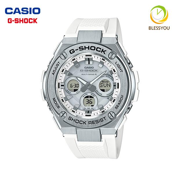 gショック 電波 ソーラー タフソーラー ベルト g-shock g-ショック 電波時計 カシオ 腕時計 GST-W310-7AJF 40,0