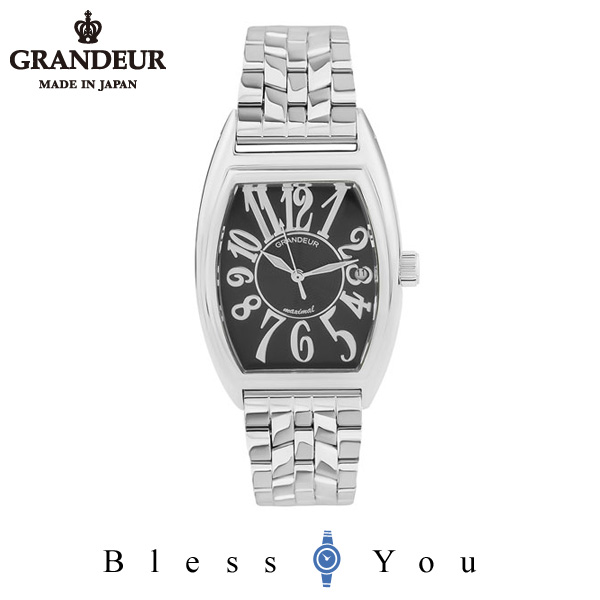 グランドール メンズ 腕時計 日本製 GRANDEUR JGR001W2