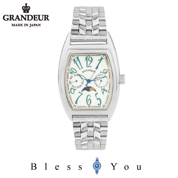 グランドール メンズ 腕時計 日本製 GRANDEUR JGR002W1
