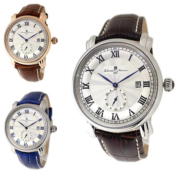 サルバトーレマーラ 腕時計 メンズ SALVATORE MARRA SM13121 25,0