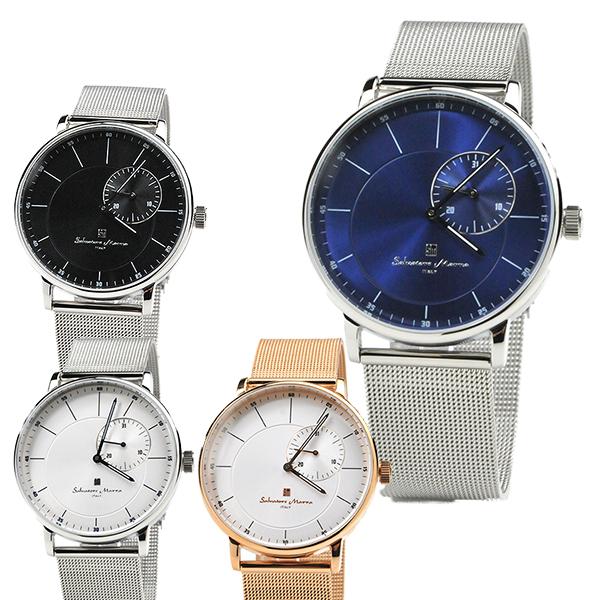 サルバトーレマーラ 腕時計 メンズ SALVATORE MARRA SM17105M 25,0
