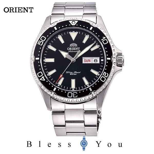 ORIENT オリエント 機械式 腕時計 メンズ スポーツ 2018年9月 RN-AA0001B 38,0