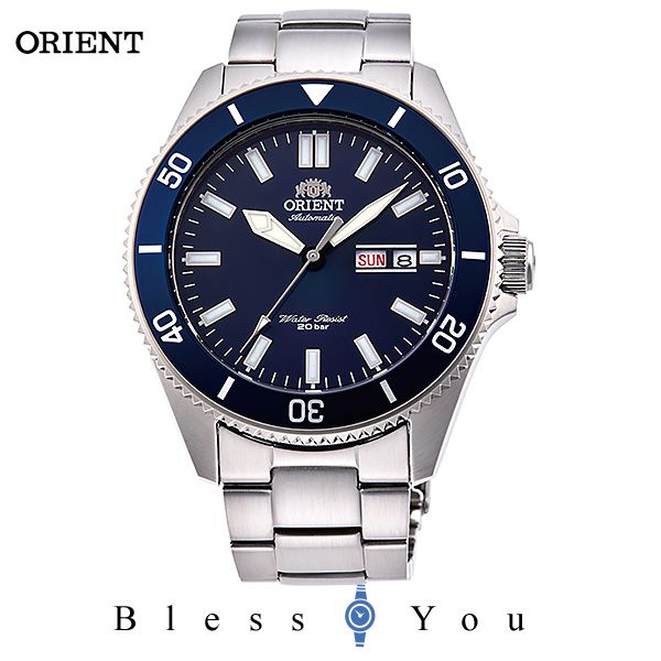 ORIENT オリエント 機械式 腕時計 メンズ スポーツ 2018年9月 RN-AA0007L 34,0