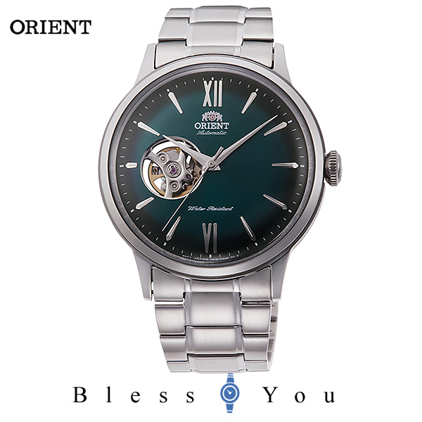 ORIENT オリエント 機械式 腕時計 メンズ クラシック 2018年9月 RN-AG0015E 36,0