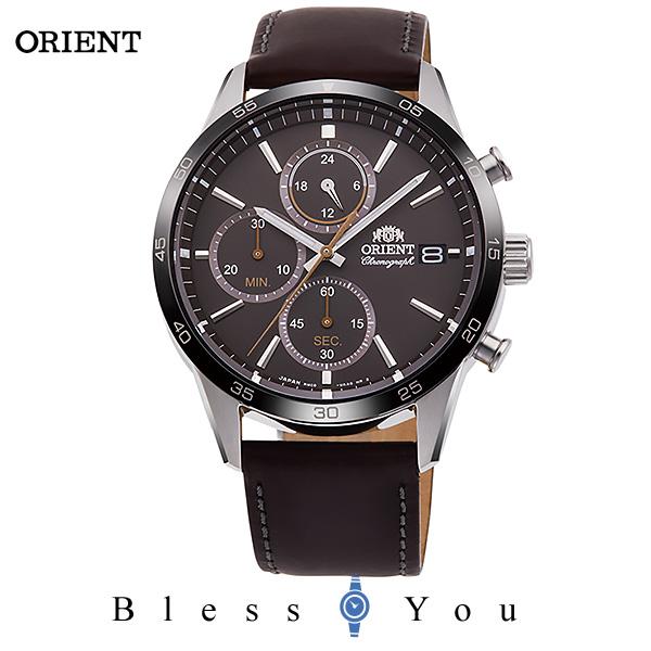 ORIENT オリエント 腕時計 メンズ コンテンポラリー 2018年10月 RN-KU0004N 23,0