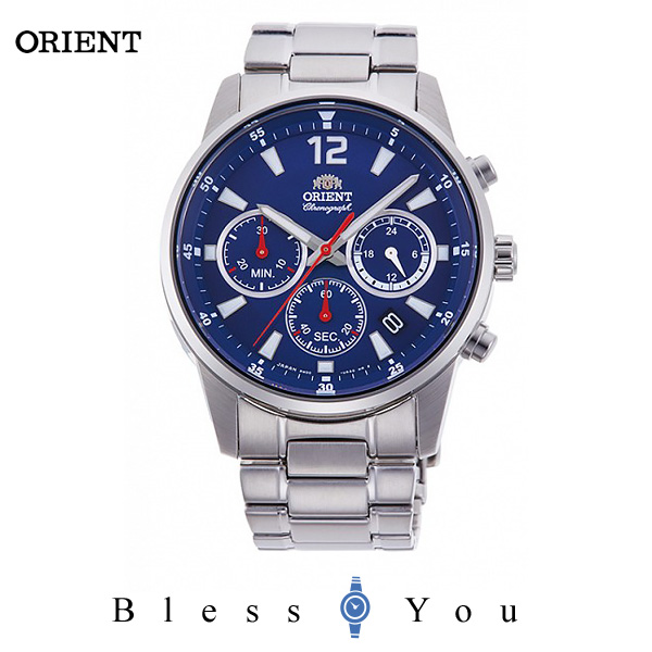 ORIENT オリエント 腕時計 メンズ スポーツ クオーツ RN-KV0002L 21,0 日本製