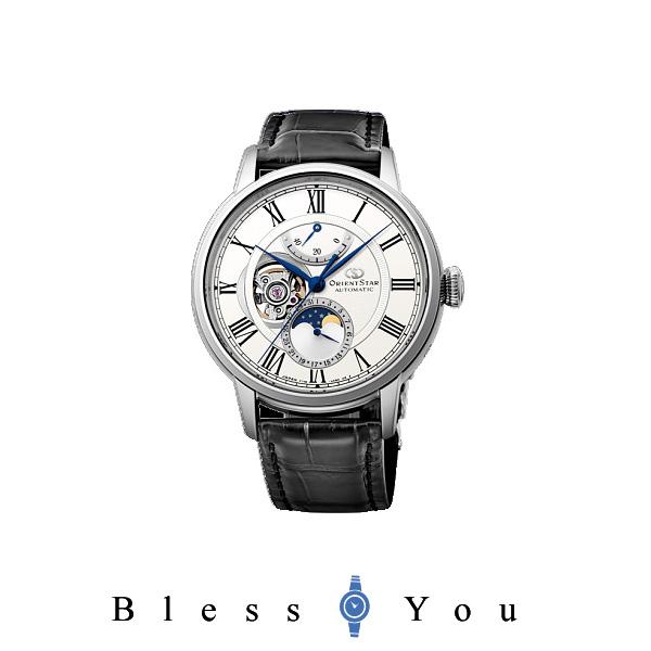 オリエントスター メカニカルムーンフェイズ 腕時計 メンズ 自動巻き ORIENT STAR RK-AM0001S 170,0