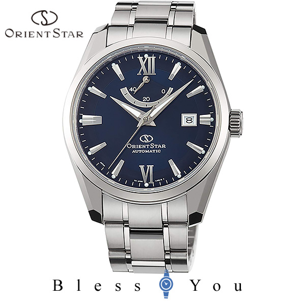 ポイント10倍 ORIENT STAR オリエントスター 機械式 腕時計 メンズ コンテンポラリー チタン WZ0021AF 120,0