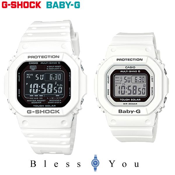 ペアウォッチ gショック g-shock 電波 ソーラー G-shock & Baby-GGW-M5610MD-7JF-BGD-5000-7JF 39,0 腕時計 ペア